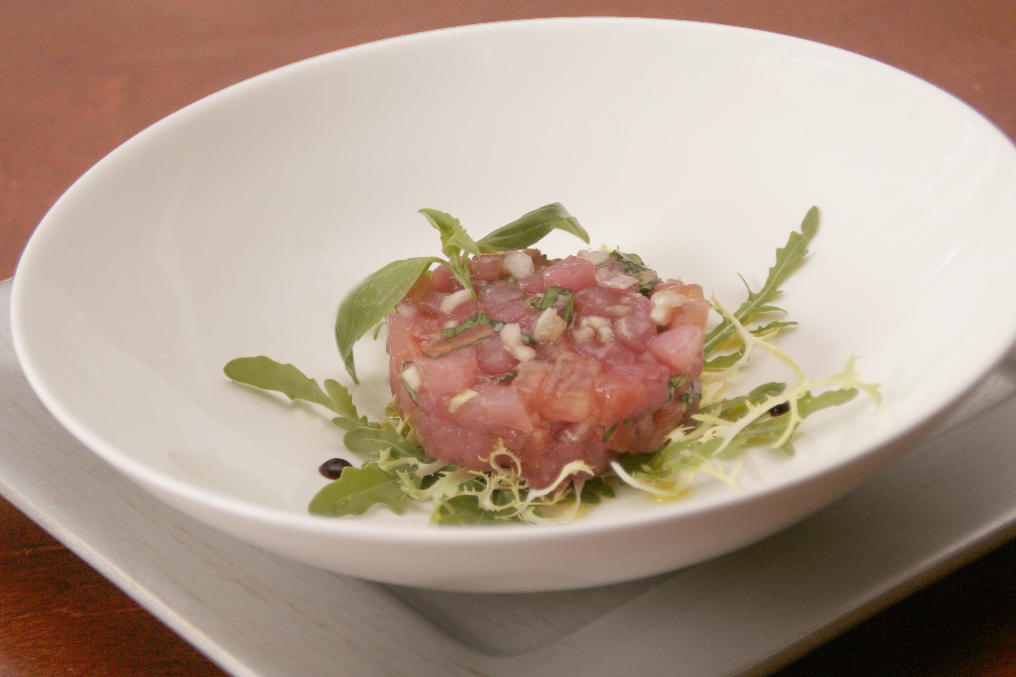 tartaar van tonijn kopie